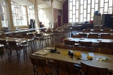 Messy Church Hall